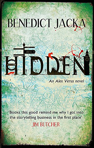 9780356502311: Hidden: An Alex Verus novel