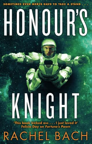 9780356502366: Honour's Knight: Book 2 of Paradox: 2/3