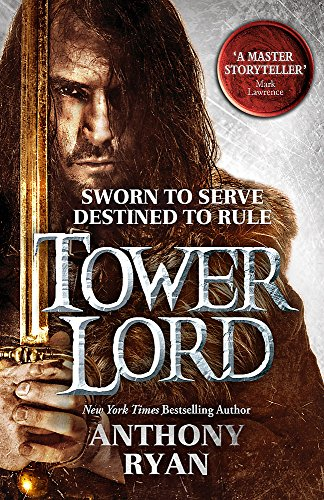 9780356502434: Tower Lord: Book 2 of Raven's Shadow
