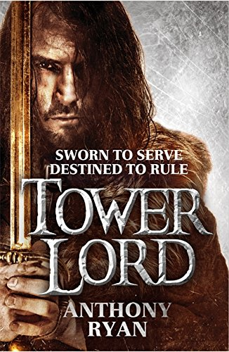 Tower Lord: Book 2 of Raven's Shadow - Signed and Dated UK HB