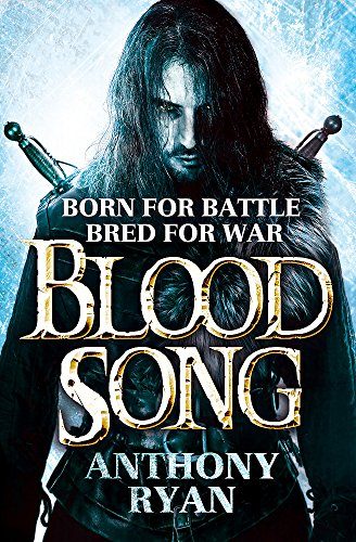 9780356502489: Blood Song: Book 1 of Raven's Shadow