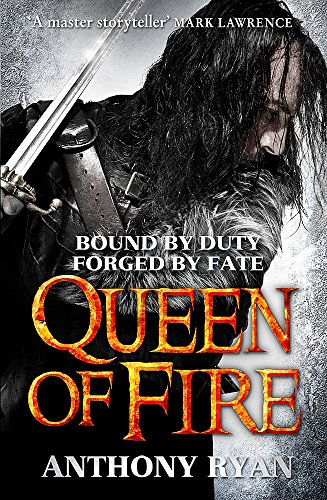 9780356502496: Queen of Fire: Book 3 of Raven's Shadow
