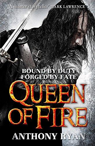 9780356502496: Queen of Fire (Raven's Shadow)
