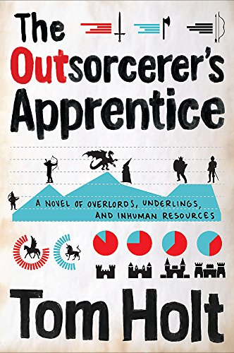 9780356502540: The Outsorcerer's Apprentice