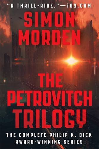 9780356502595: The Petrovitch Trilogy: An omnibus edition