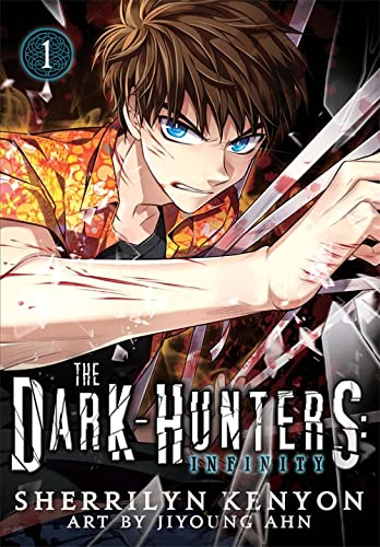 9780356502649: The Dark-Hunters: Infinity, Vol. 1: The Manga (Chronicles of Nick)