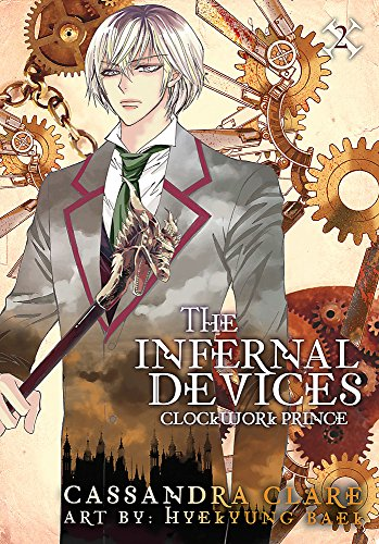 9780356502694: Clockwork Prince: The Mortal Instruments Prequel: Volume 2 of The Infernal Devices Manga