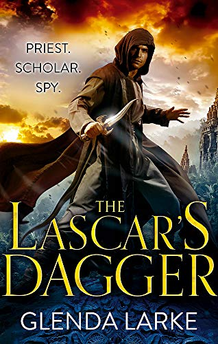 9780356502724: The Lascar's Dagger: Book 1 of The Forsaken Lands