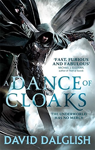 9780356502786: A Dance of Cloaks: Book 1 of Shadowdance