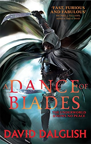 9780356502793: A Dance of Blades: Book 2 of Shadowdance