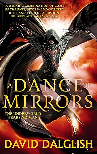 9780356502809: A Dance of Mirrors (Shadowdance)