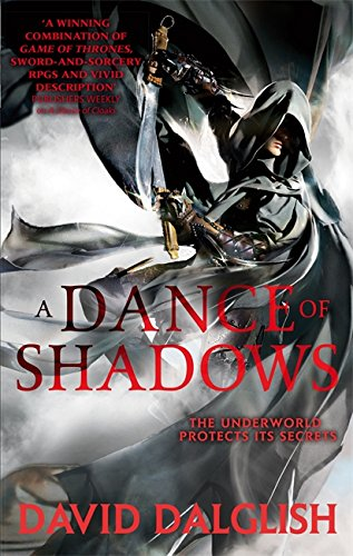 9780356502816: A Dance of Shadows: Book 4 of Shadowdance