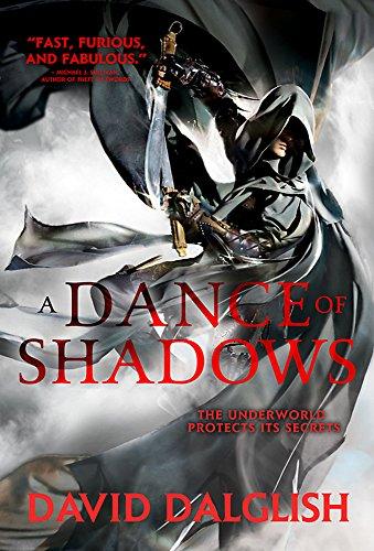 9780356502816: A Dance of Shadows: Book 4 of Shadowdance