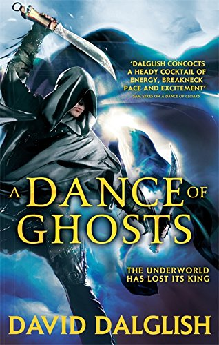9780356502823: A Dance of Ghosts: Book 5 of Shadowdance