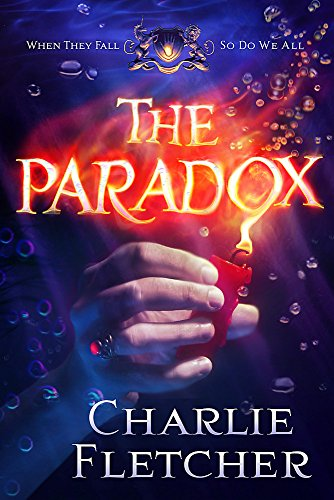 9780356502861: The Paradox (Oversight Trilogy)