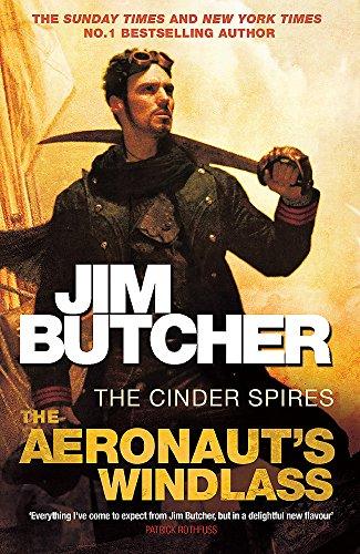 9780356503653: The Aeronaut's Windlass: The Cinder Spires, Book One