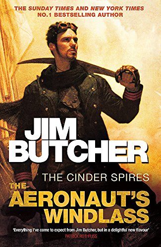 9780356503653: The Aeronaut's Windlass: The Cinder Spires, Book One