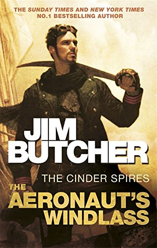 9780356503660: The Aeronaut's Windlass: The Cinder Spires, Book One