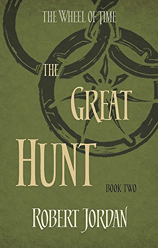 9780356503837: The Great Hunt. The Wheel Of Time - Book 2