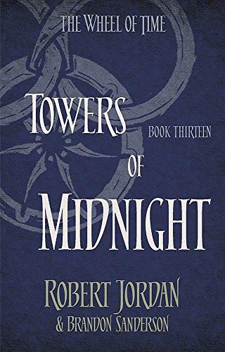 9780356503943: Towers of Midnight
