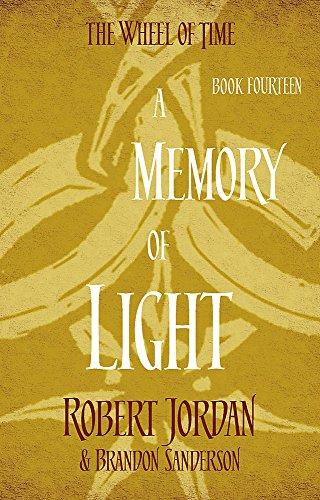9780356503950: A Memory of Light
