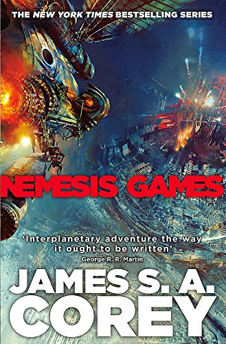 9780356504223: Nemesis Games: Book 5 of the Expanse