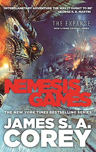 9780356504254: Nemesis Games: Book 5 of the Expanse