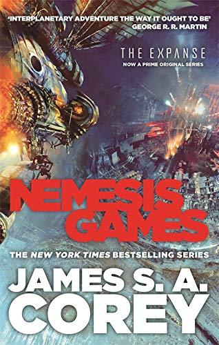 9780356504254: Nemesis Games: Book 5 of the Expanse (now a Prime Original series)