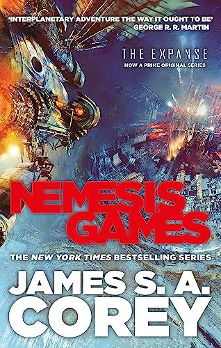9780356504254: Nemesis Games: Book 5 of the Expanse