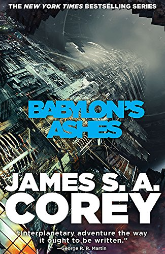 9780356504261: Babylon's Ashes: Book Six of the Expanse