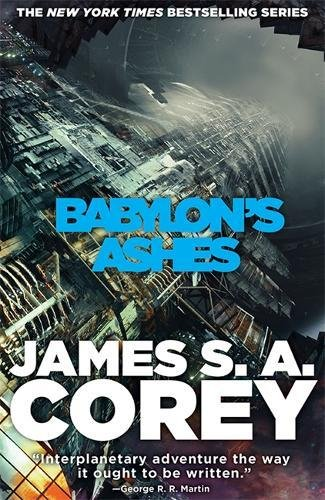 9780356504278: Babylon's Ashes: Book Six of the Expanse