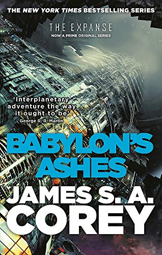 9780356504292: Babylon's Ashes: Book Six of the Expanse