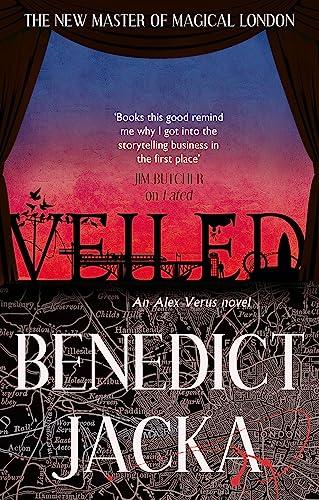 9780356504377: Veiled: An Alex Verus Novel