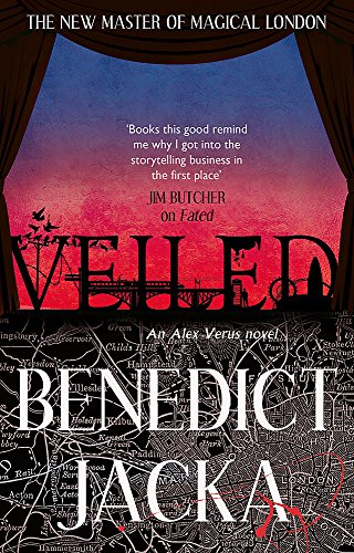 9780356504377: Veiled: An Alex Verus Novel