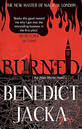 9780356504407: Burned: An Alex Verus novel