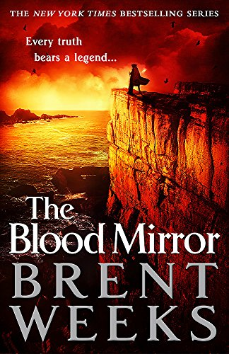 9780356504605: The Blood Mirror: Book Four of the Lightbringer series