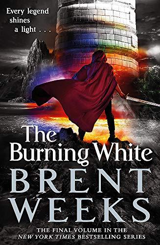 9780356504643: The Burning White: Book Five of Lightbringer