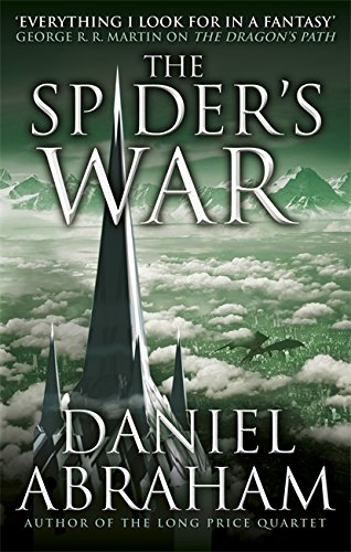 9780356504742: The Spider's War: Book Five of the Dagger and the Coin
