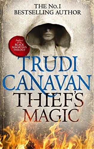 9780356504872: Thief's Magic (Millennium's Rule)