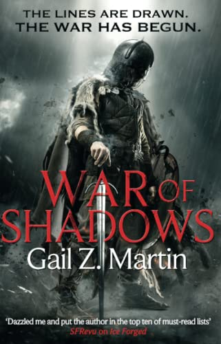 9780356504933: War of Shadows: Book 3 of the Ascendant Kingdoms Saga