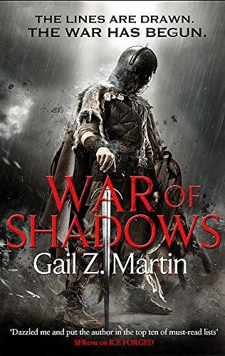 9780356504933: War of Shadows: Book 3 of the Ascendant Kingdoms Saga