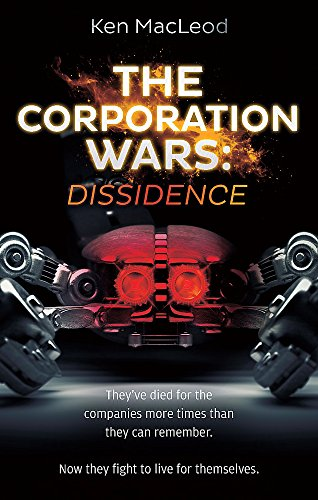9780356504988: The Corporation Wars: Dissidence