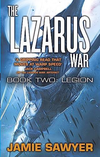 9780356505473: The Lazarus War: Legion