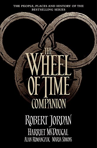 9780356506142: The Wheel of Time Companion