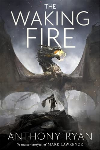 9780356506395: The Waking Fire: Book One of Draconis Memoria (The Draconis Memoria)
