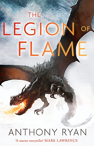 9780356506401: The Legion of Flame: Book Two of the Draconis Memoria