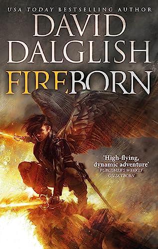 9780356506517: Fireborn: Seraphim, Book Two (The Seraphim Trilogy)