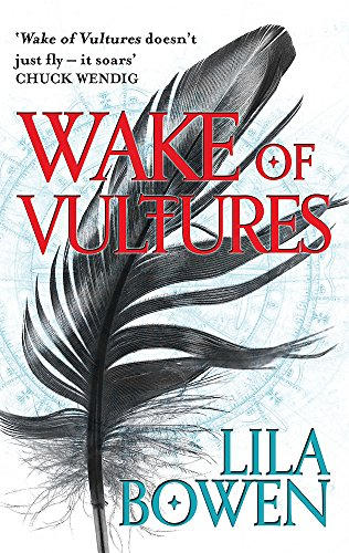 9780356506562: Wake of Vultures (The Shadow)