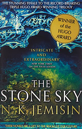 9780356508689: The Stone Sky: The Broken Earth, Book 3, WINNER OF THE HUGO AWARD 2018 (Broken Earth Trilogy)