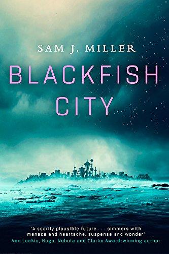 9780356510026: Blackfish City
